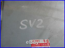 SV2 Suzuki Grand Vitara Unité de commande de moteur 33920-68D20 3392068D20