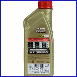 Sketch D'Inspection Filtre Castrol 6L Huile 5W30 pour Suzuki Grand Vitara II JT