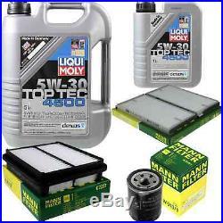 Sketch D'Inspection Filtre Huile Liqui Moly 6L 5W-30 de Suzuki Grand Vitara I