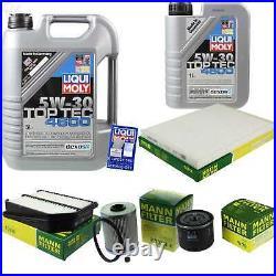 Sketch D'Inspection Filtre Liqui Moly Huile 6L 5W-30 pour Suzuki Prix Vitara II
