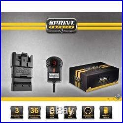 Sprintbooster V3 SUZUKI GRAND VITARA II 2.7 AWD 2736 CCM 135 KW 184 CH JT -17577