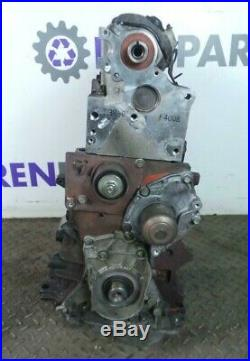 Suzuki Grand Vitara 2005-2008 Vide Moteur F9QB 1.9 130BHP Ddis