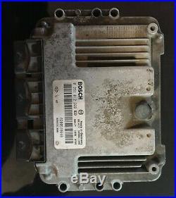 Suzuki Grand Vitara 2006-2010 1.9 Ddis Diesel Ecu Kit 8200518648, 0281012569