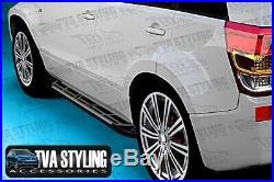 Suzuki Grand Vitara 5 Porte 2006 Sur Marchepieds Latéraux Sapphire V2