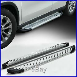 Suzuki Grand Vitara An de Construction 2006-2015 Aluminium Marchepieds Olympus