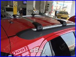 Suzuki Grand Vitara Barres de Toit Verrouillable Transversales 2016 A Partir 75