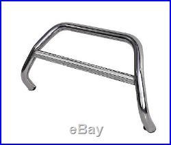 Suzuki Grand Vitara Chrome Coup A-Bar, Acier Inoxydable Pare-Buffle 2010-2014