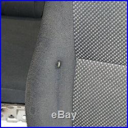 Suzuki Grand Vitara II JT Modules de Sièges Tissu Noir Aménagement Intérieur