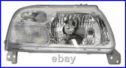 Suzuki Grand Vitara I 1998-`05 Phare Avant Gauche + Droit Électrique Chrome H4