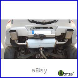 Suzuki Grand Vitara JT 2.4l 122/124kW Le Sport Échappement Duplex chaque 160x80