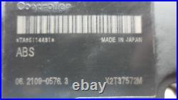 Suzuki Grand Vitara Pompe ABS Unité, 64J0 64JO 4WD 06.2102-0504.4 06.2109-0576.3