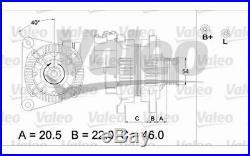 VALEO Alternateur 150A pour CITROEN BX EVASION PEUGEOT 309 405 607 307 437210