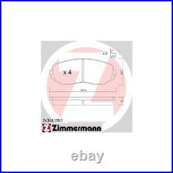 Zimmermann Disques de Frein Sport + avant Pour Suzuki Grand Vitara II JT